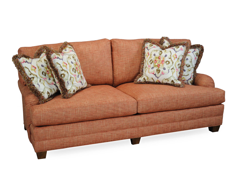 Abigail 2 Cushion Sofa (1419 288) | Stanford Furniture With Abigail Ii Sofa Chairs (View 5 of 25)