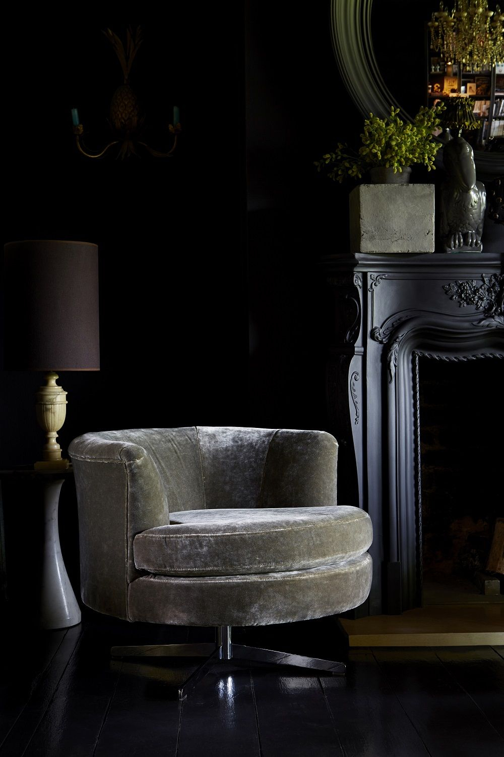Abigail Ahern Exclusively For Sofa | Color | Moody Palette Within Abigail Ii Sofa Chairs (View 12 of 25)