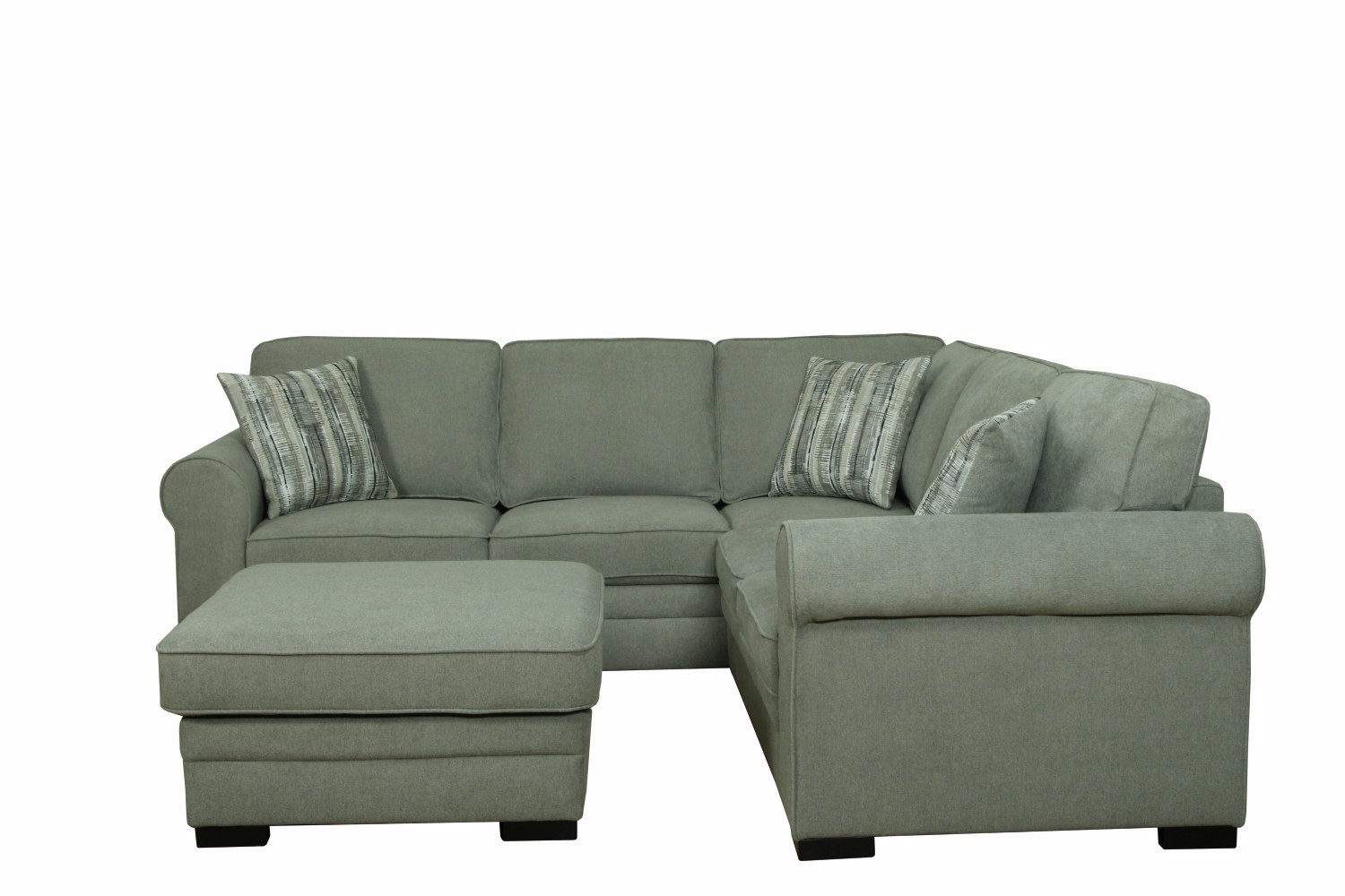 Abigail Right Facing Tux Sleeper Sectional | New Year's Sale On 500+ Inside Abigail Ii Sofa Chairs (View 10 of 25)