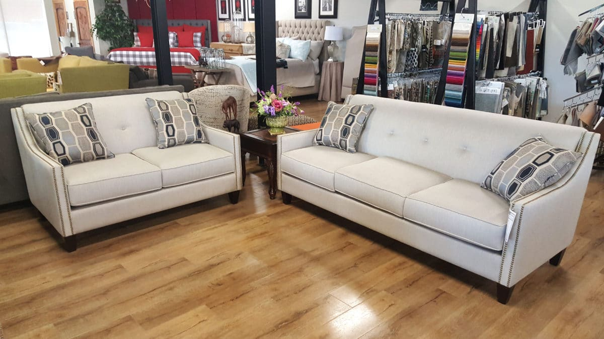 Abigail Sofa Contemporary Style | Living Designs Furniture Pertaining To Abigail Ii Sofa Chairs (View 20 of 25)