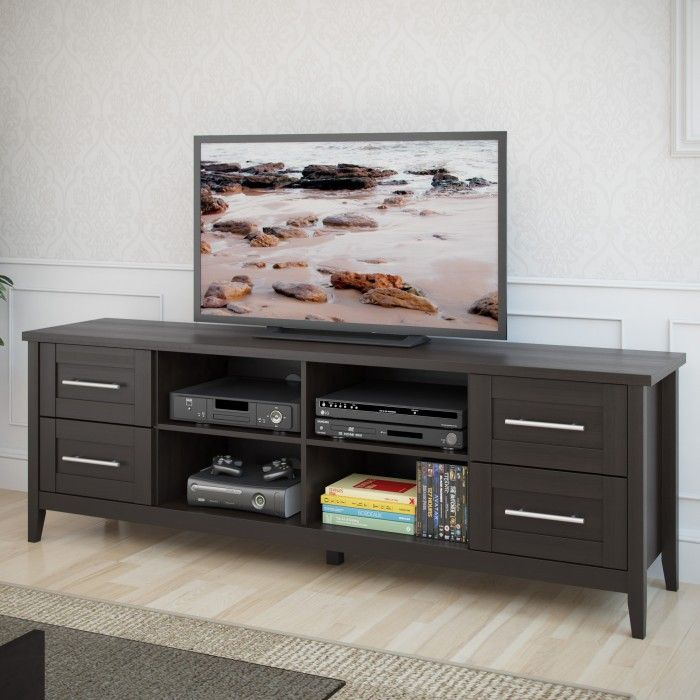 Accommodates Tvs Up To 80 Inches (Image 4 of 25)