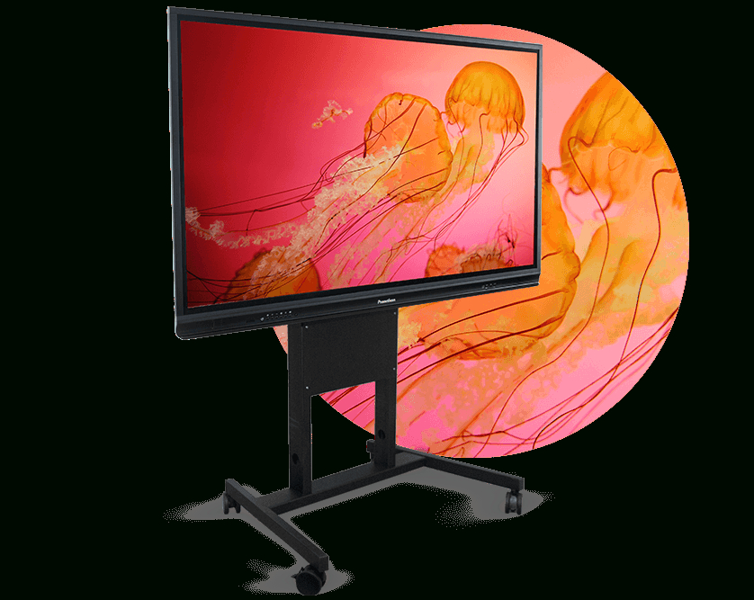 Activpanel Stands – Interactive Flat Panel Displays (Image 2 of 25)