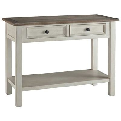Afw With Widely Used Yukon Grey Console Tables (Image 2 of 25)