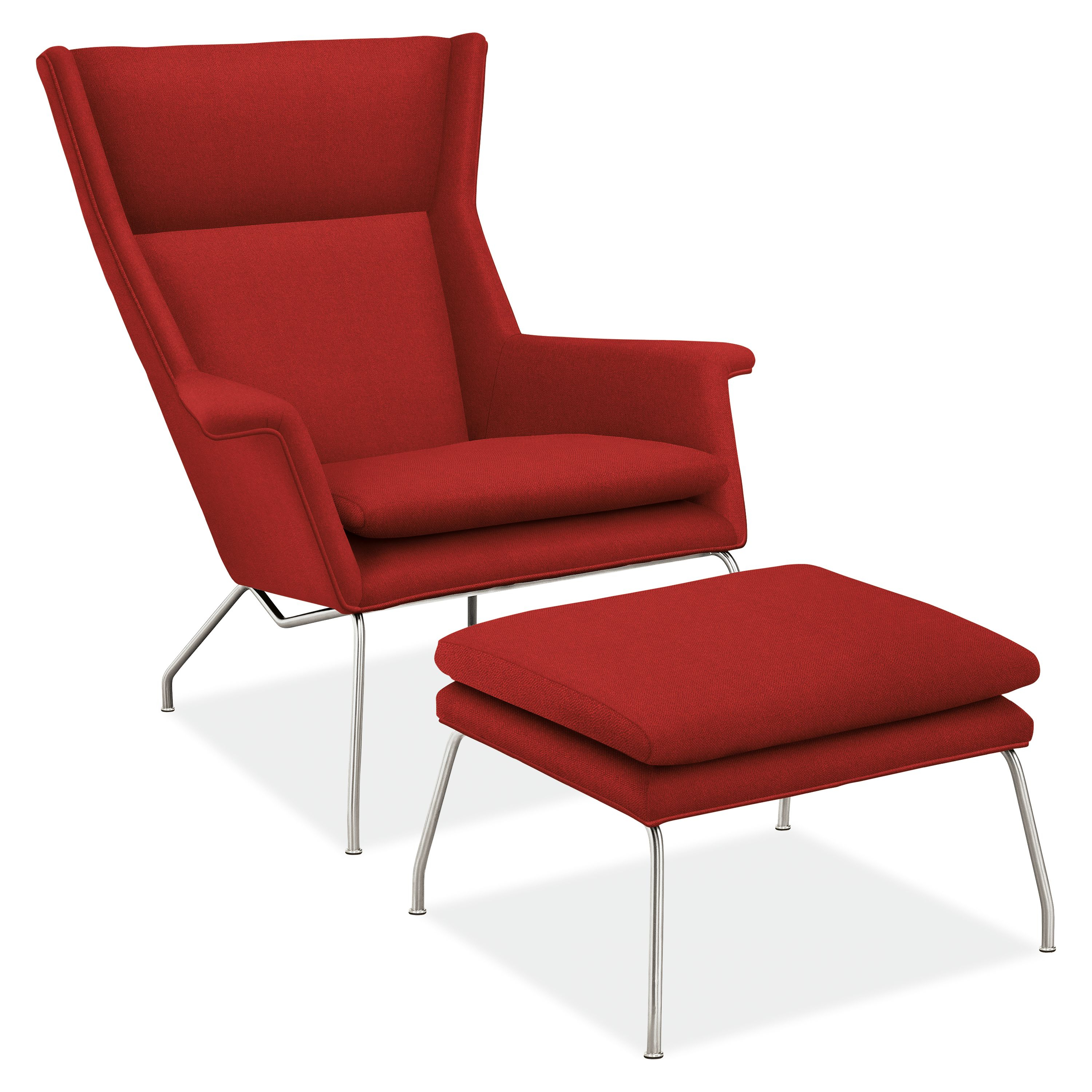 Aidan Chair & Ottoman | Products | Pinterest | Ottoman, Chair And Throughout Aidan Ii Swivel Accent Chairs (View 11 of 25)