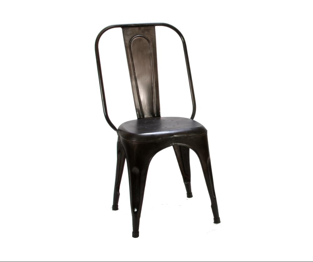 Aidan Metal Side Chair – Decorium Furniture With Regard To Aidan Ii Sofa Chairs (Image 15 of 25)