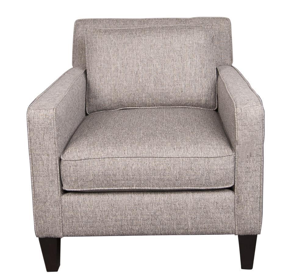 Aiden & Blair Brennan Fabric Chair | Morris Home | Upholstered Chairs In Brennan Sofa Chairs (Image 1 of 25)
