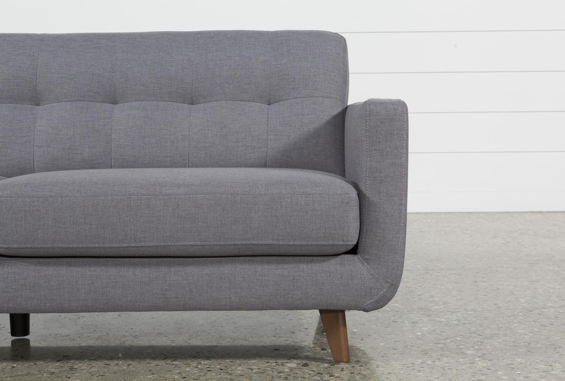 Allie Dark Grey Sofa | Dark Grey And Products In Allie Dark Grey Sofa Chairs (View 5 of 25)