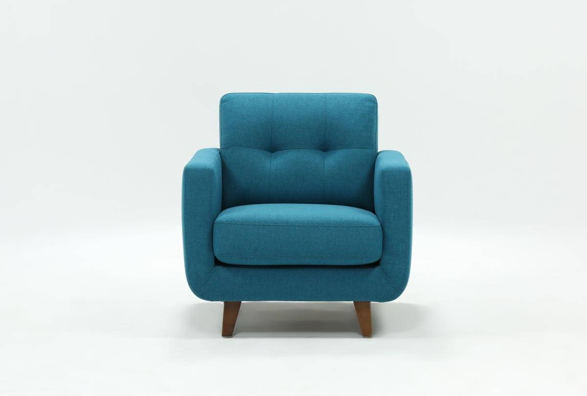 Allie Jade Chair | Living Spaces Pertaining To Allie Jade Sofa Chairs (View 4 of 25)