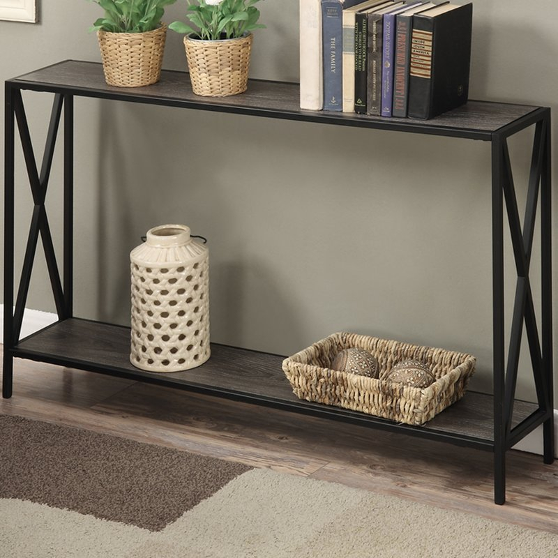 Allmodern Pertaining To Current Frame Console Tables (Image 3 of 25)
