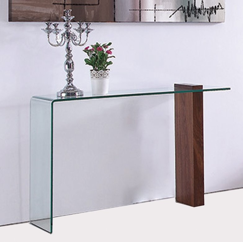 Allmodern Within Famous Roman Metal Top Console Tables (Image 4 of 25)