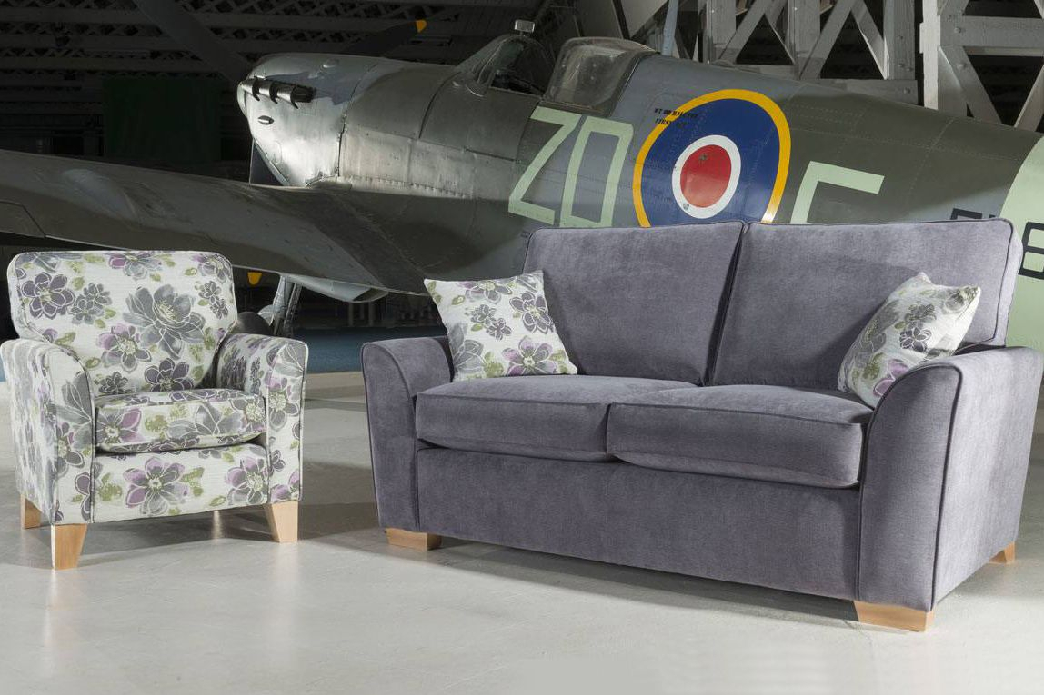 Alstons Spitfire Accent Chair | Furniture Shop Devon | Potburys Of With Devon Ii Swivel Accent Chairs (View 21 of 25)