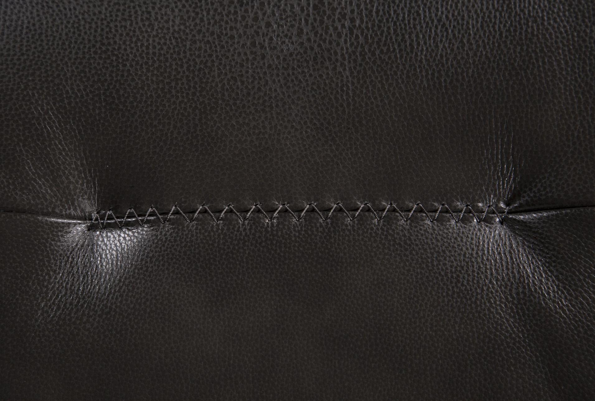 Amala Dark Grey Leather Reclining Swivel Chair #swivelreclinerchairs Regarding Amala White Leather Reclining Swivel Chairs (View 10 of 25)