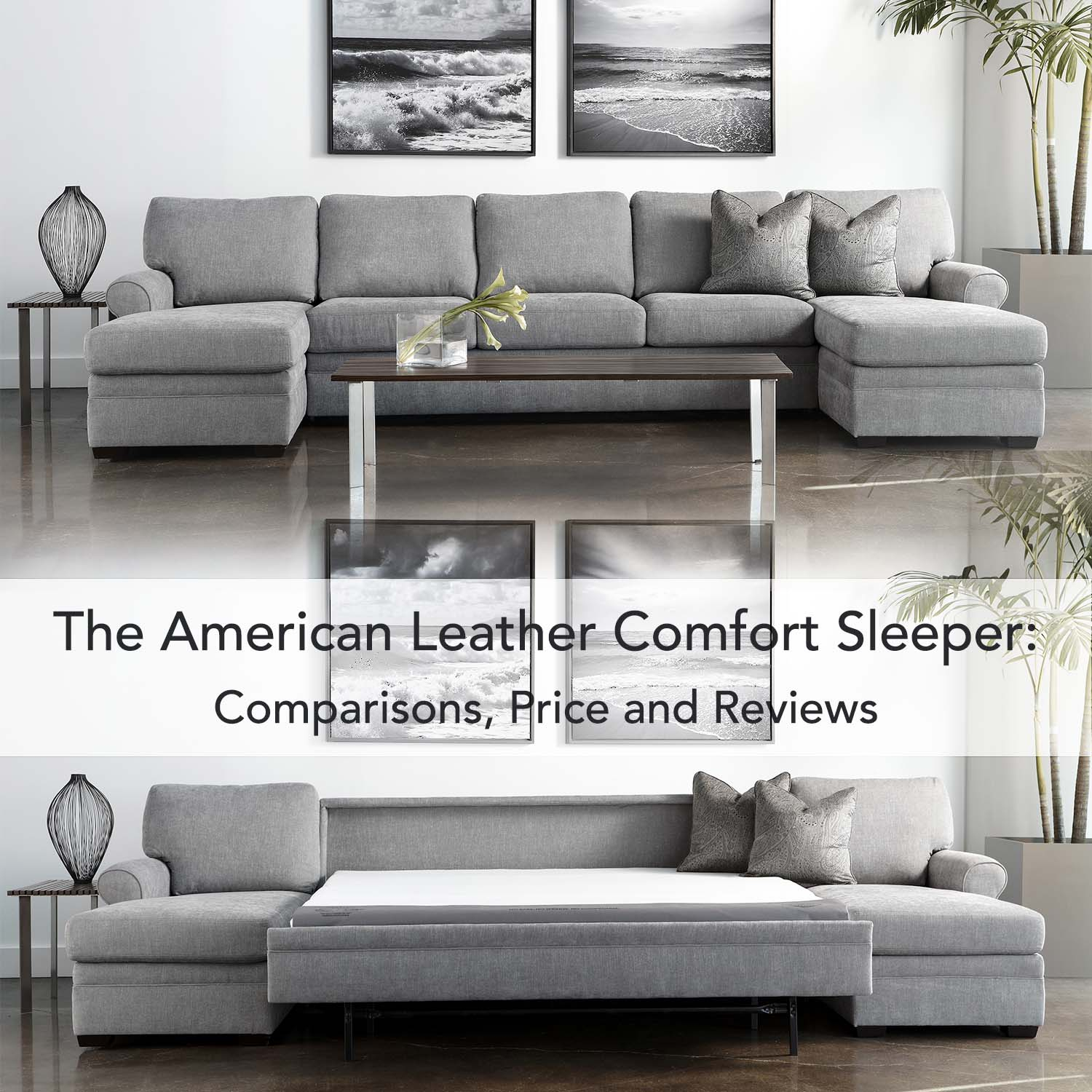 American Leather Comfort Sleeper: What To Know Before You Buy Within Gina Blue Leather Sofa Chairs (Image 1 of 25)