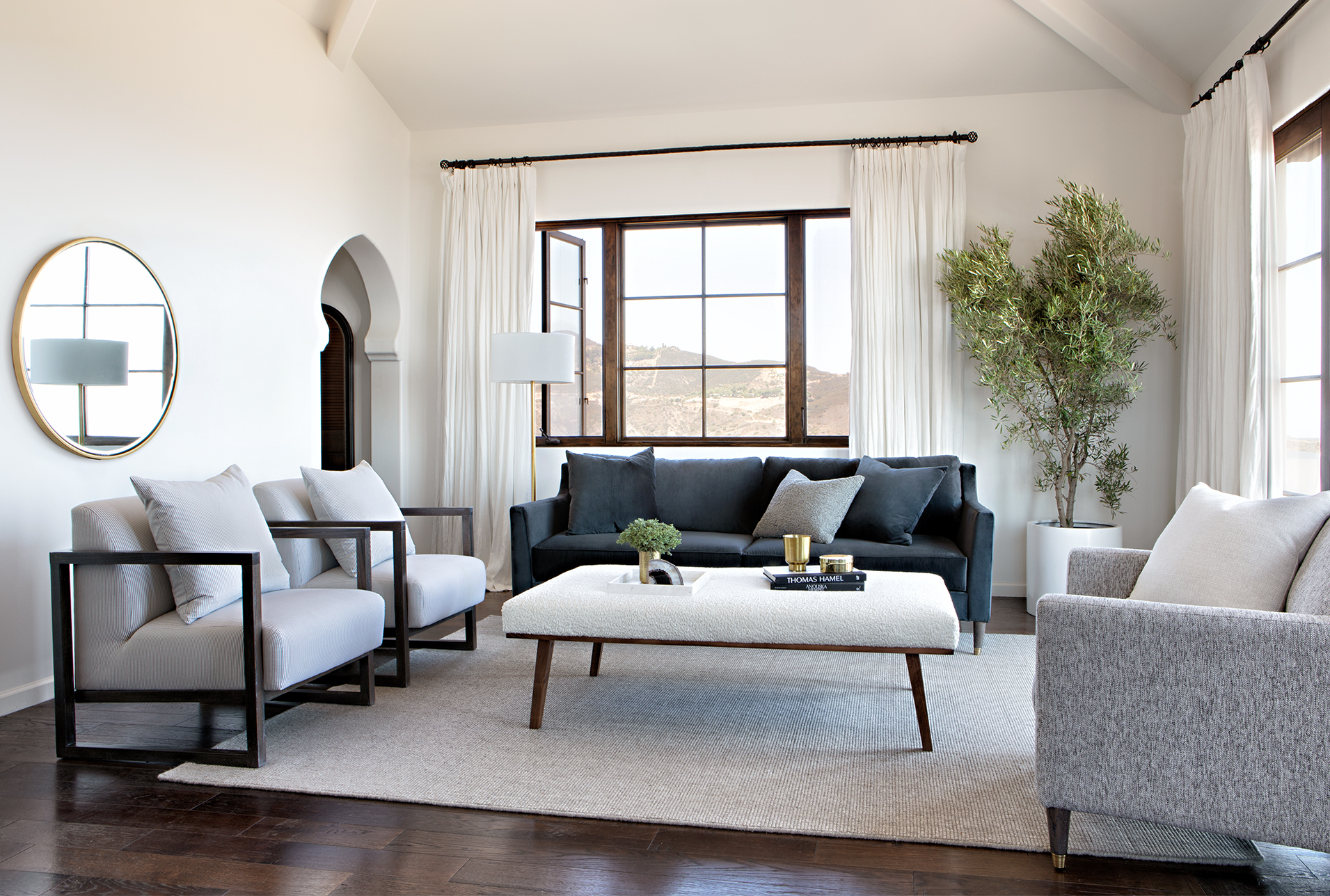 Ames Arm Chairnate Berkus And Jeremiah Brent | Products Pertaining To Matteo Arm Sofa Chairs By Nate Berkus And Jeremiah Brent (Image 1 of 25)