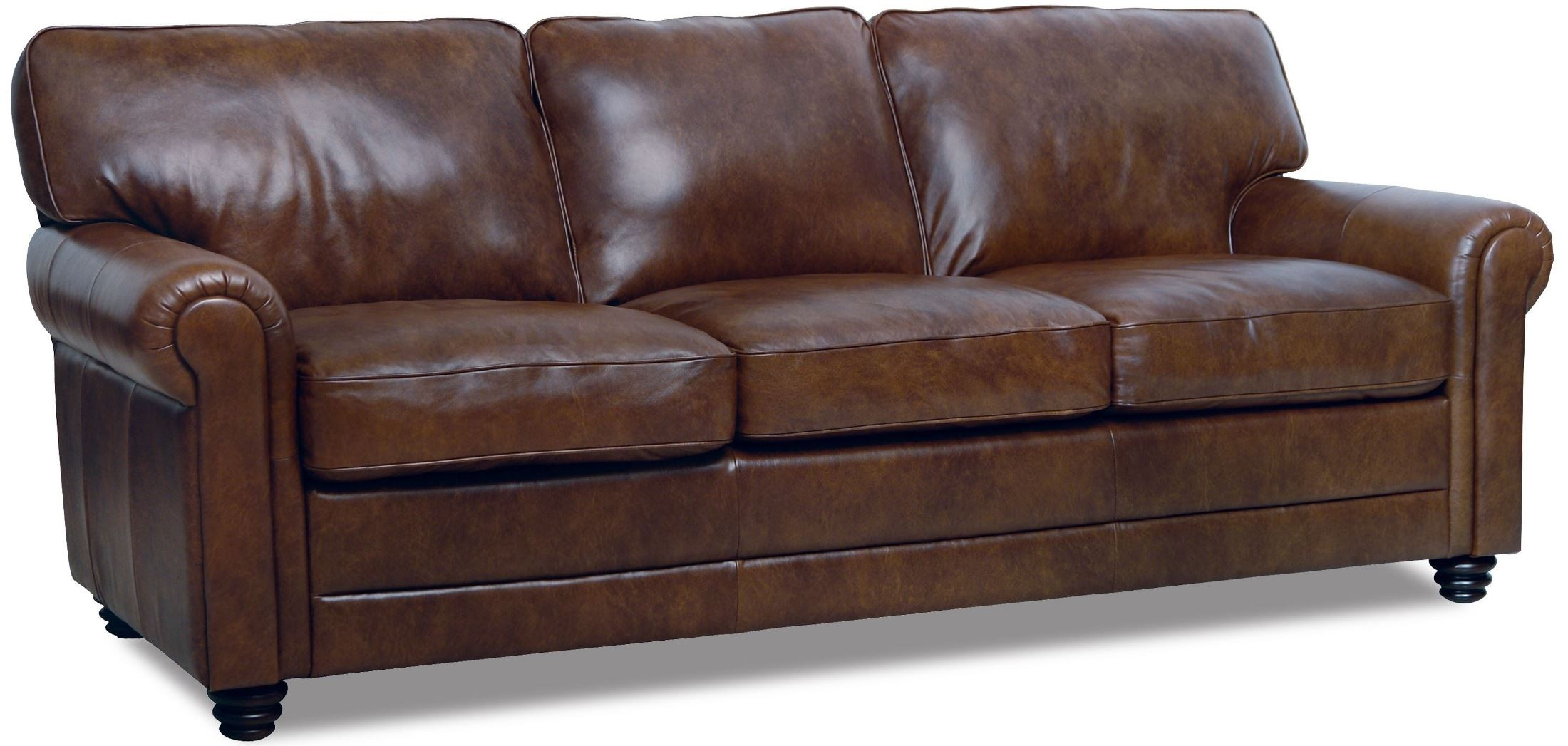 Andrew Italian Leather Living Room Set From Luke Leather (Andrew Intended For Andrew Leather Sofa Chairs (Image 5 of 25)