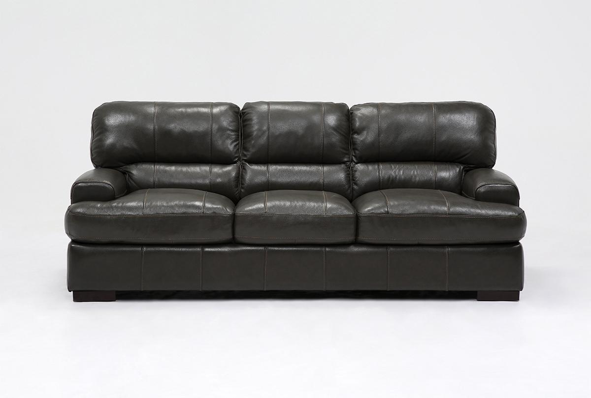 Featured Image of Andrew Leather Sofa Chairs