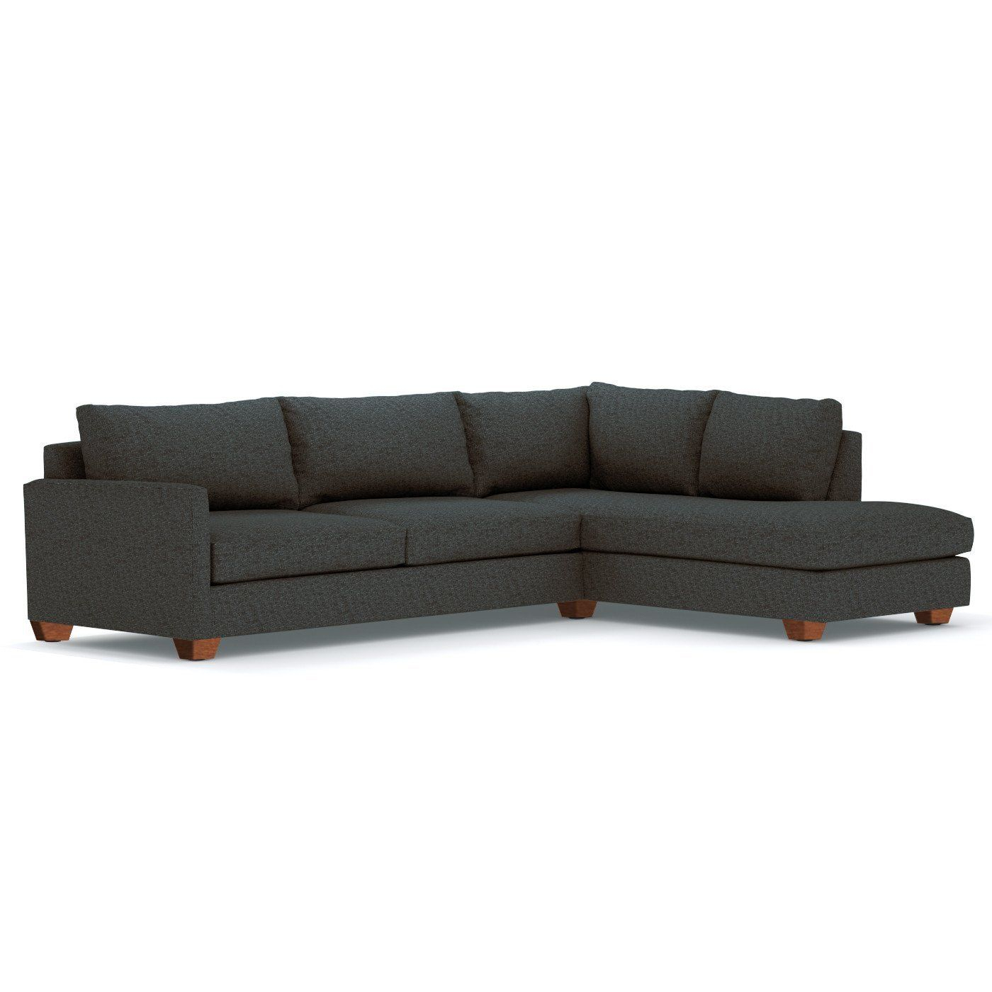 Apt 2B Tuxedo Two Piece Sectional Sofa | Furniture | Pinterest Intended For Patterson Ii Arm Sofa Chairs (Image 3 of 25)