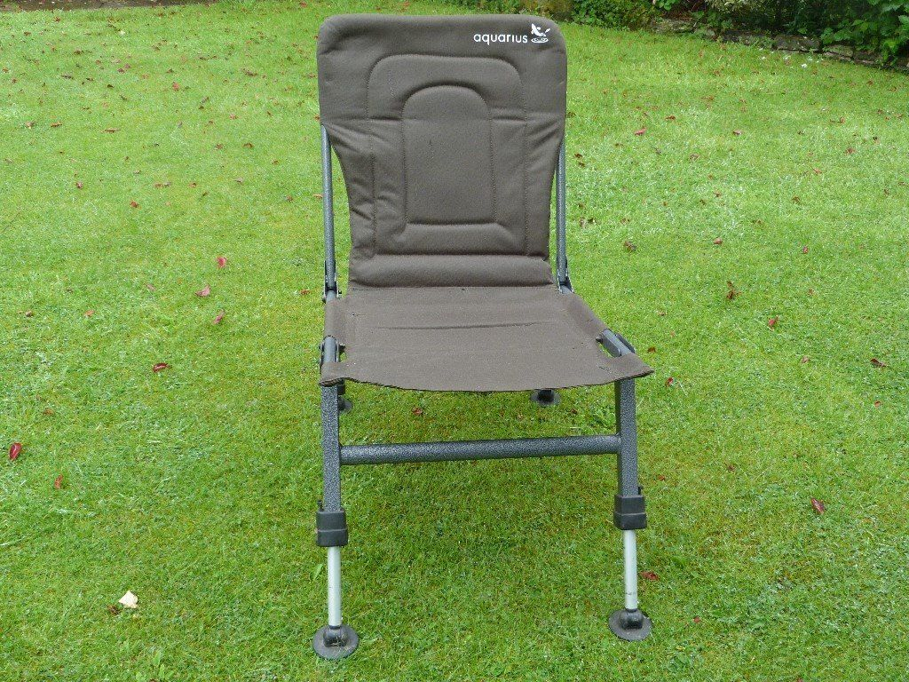 Aquarius Carp Fishing Seat | In Walsall, West Midlands | Gumtree Inside Aquarius Dark Grey Sofa Chairs (Image 2 of 25)