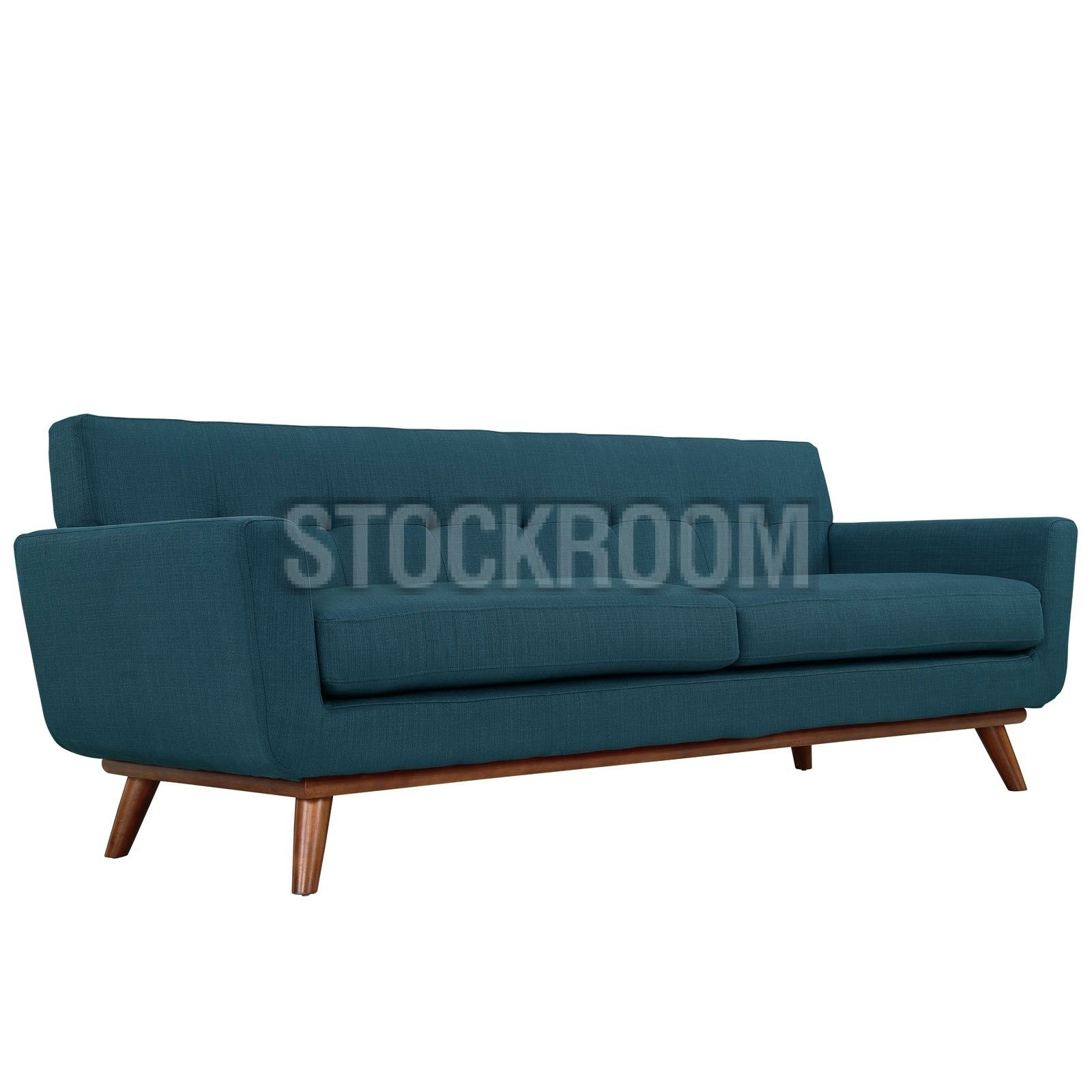Aquarius Fabric Sofa 2 Seater : Stockroom Hong Kong Contemporary With Regard To Aquarius Dark Grey Sofa Chairs (Image 7 of 25)
