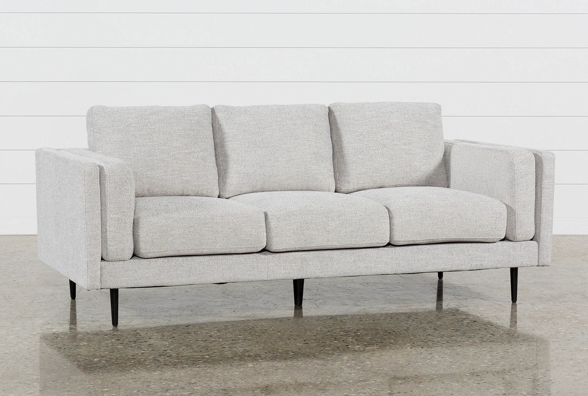 Aquarius Light Grey Sofa In 2018 | Covet: Home | Pinterest | Sofa Inside Aquarius Dark Grey Sofa Chairs (View 4 of 25)