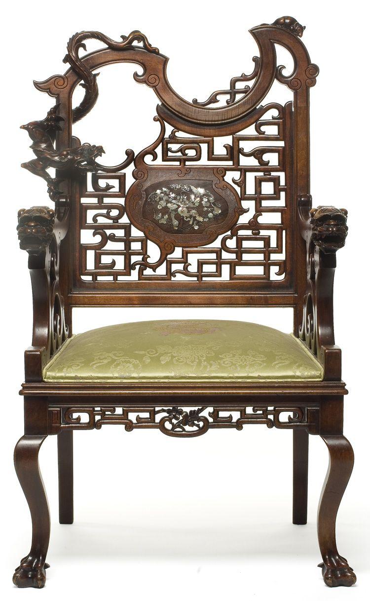 Armchair Attributed To Gabriel Viardot (1830 1906) France, 1880 Throughout Alder Grande Ii Sofa Chairs (View 15 of 25)