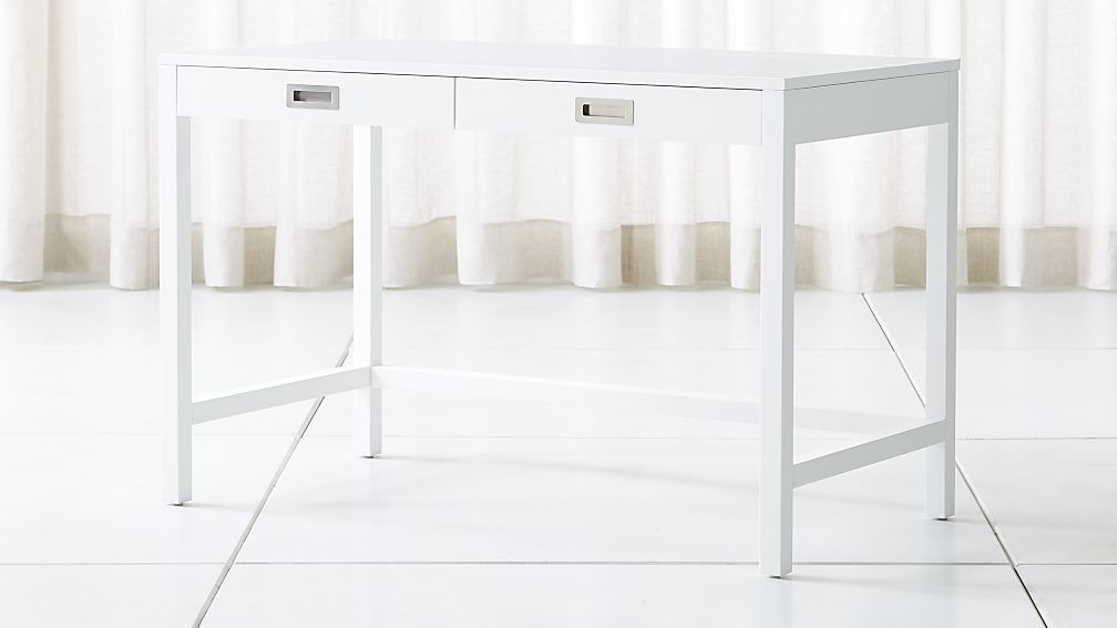 Aspect Walnut Desk (View 10 of 25)