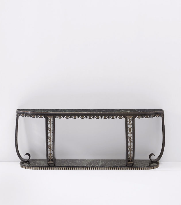 Auction Previews: Spring 2017: Phillips & Sotheby's New York In Most Recent Phillip Brass Console Tables (Image 2 of 25)