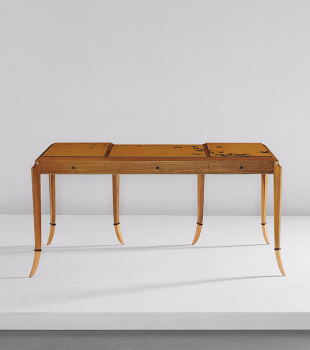 Auction Previews: Spring 2017: Phillips & Sotheby's New York With Regard To Most Recently Released Phillip Brass Console Tables (Image 3 of 25)