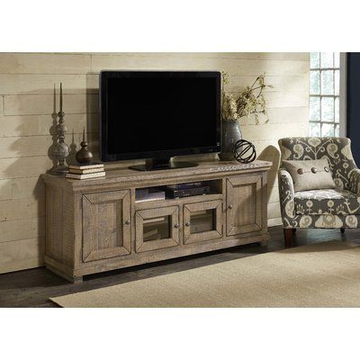 "August Grove Cassidy 74"" Tv Stand (Image 4 of 25)"