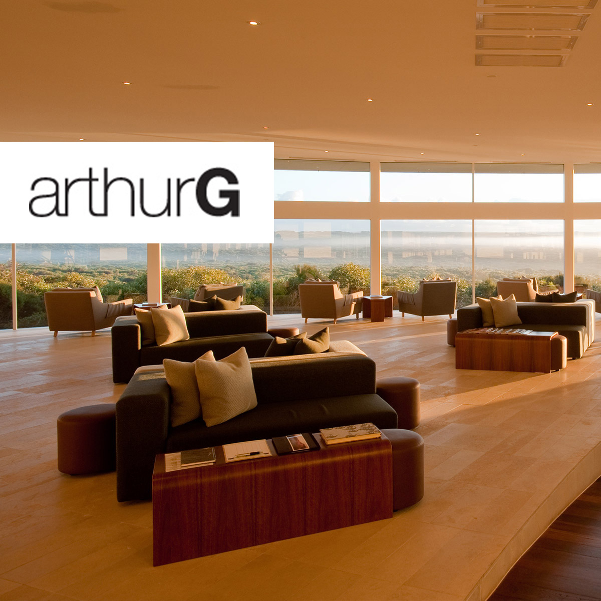 Australian Designer Furniture – Arthur G Pertaining To Loft Arm Sofa Chairs (Image 4 of 25)