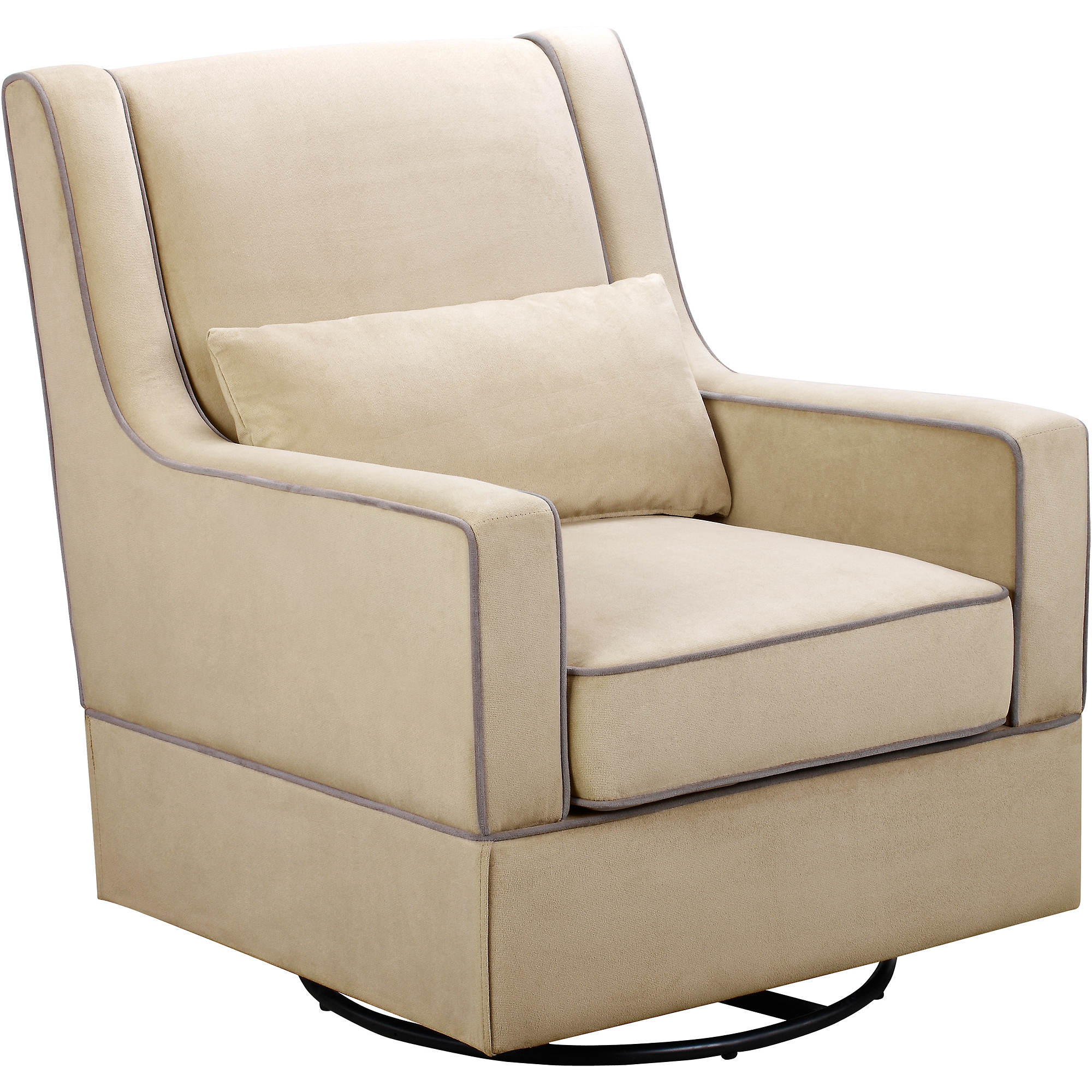 Baby Relax Sydney Swivel Glider – Walmart With Regard To Abbey Swivel Glider Recliners (View 18 of 25)