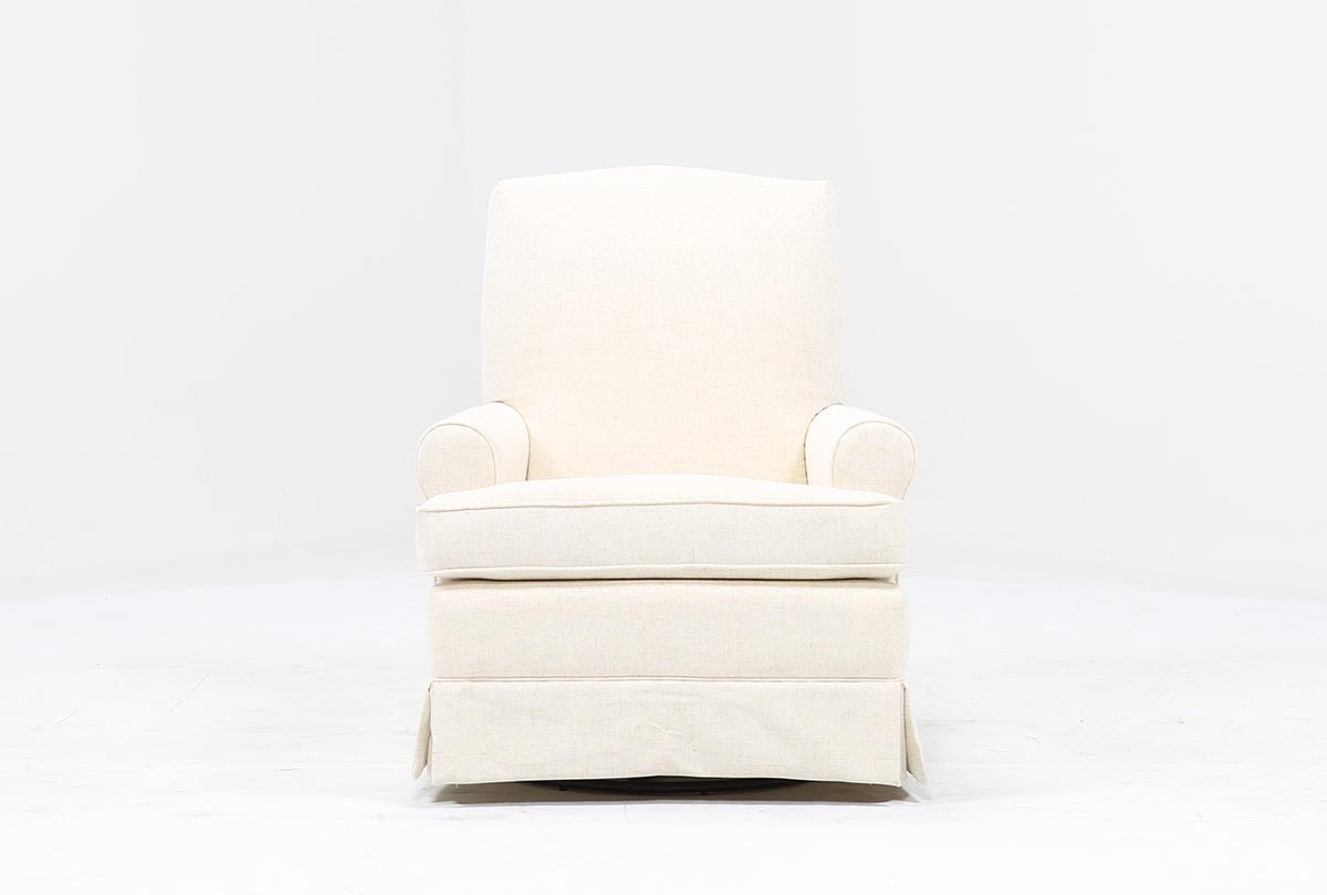 Bailey Roll Arm Skirted Swivel Glider | Pinterest | Swivel Glider with Bailey Angled Track Arm Swivel Gliders