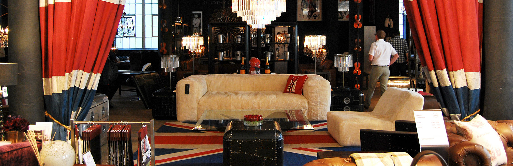 Battersea Sofa & Furniture Store | Barker And Stonehouse Inside London Optical Sofa Chairs (View 9 of 25)
