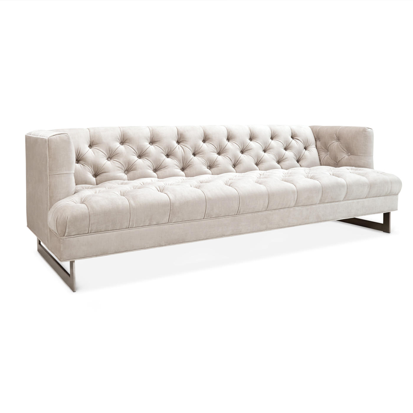 Baxter T Arm Sofa | Modern Furniture | Jonathan Adler Inside Alder Grande Ii Sofa Chairs (View 24 of 25)