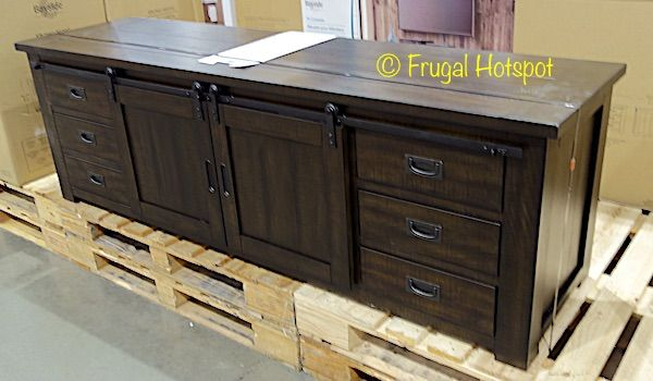 Bayside Furnishings 72″ Tv Console (View 10 of 25)