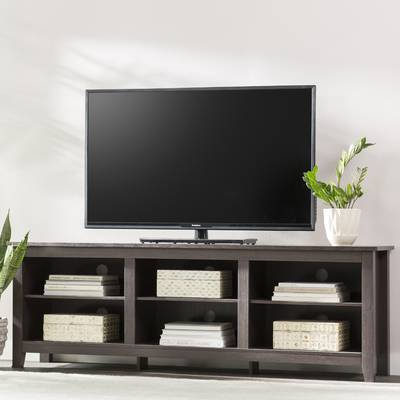 """Beachcrest Home Josie Tv Stand For Tvs Up To 55"""" & Reviews (Image 8 of 25)"""