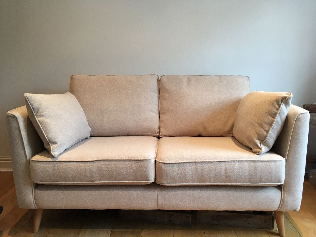 Beautiful As New Sofa Workshop 2 Seater 'cameron' Sofa | In Forest For Cameron Sofa Chairs (Image 3 of 25)