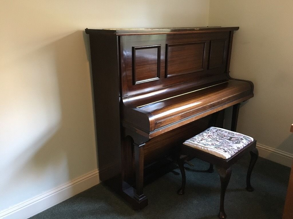 Beautiful Upright Benedict Piano | In Penicuik, Midlothian | Gumtree Throughout Kawai Leather Swivel Chairs (Image 4 of 25)