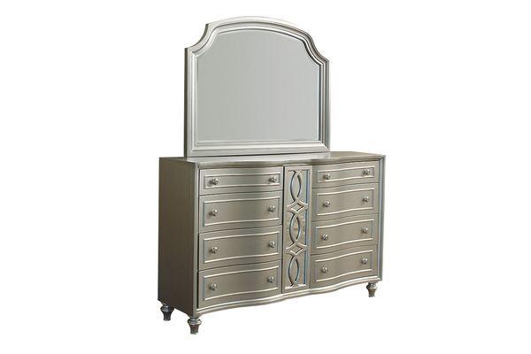 Bedroom Dresser & Mirror Sale (Image 6 of 25)