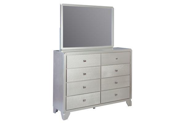 Bedroom Dresser & Mirror Sale (Image 5 of 25)