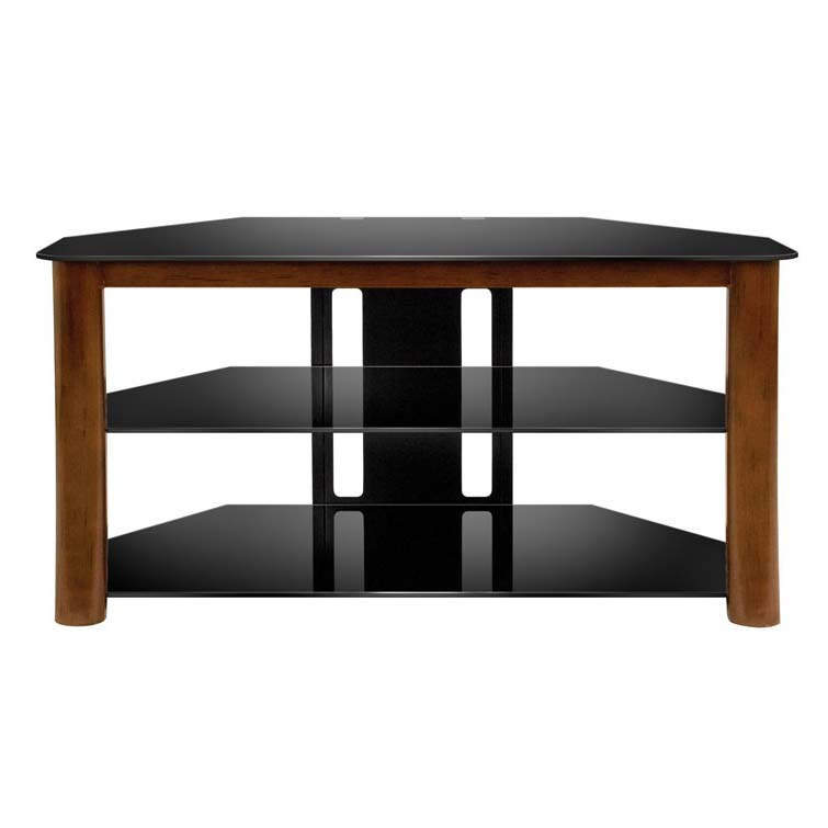 Bello Triple Play Universal Flat Panel Tv Stand With Swivel Mount For Current Universal Flat Screen Tv Stands (Image 2 of 25)