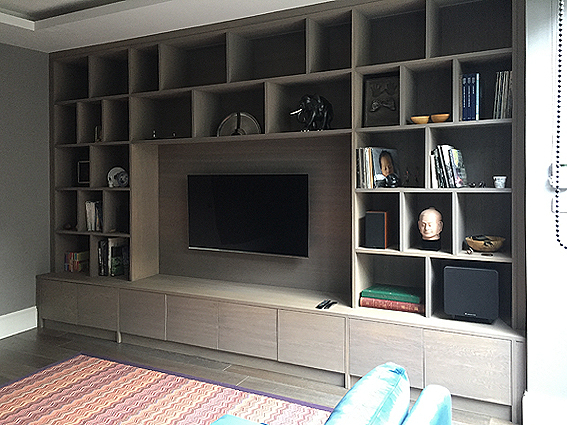 Bespoke Tv Cabinets – Custom Made To Measure – Uk Nationwide Regarding Preferred Bespoke Tv Cabinet (Image 5 of 25)