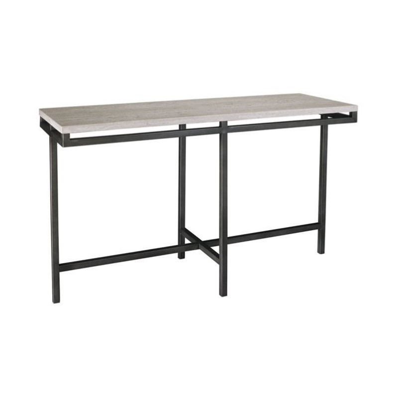 Best And Newest Gunmetal Media Console Tables In Seldens Home Furnishings (Image 5 of 25)