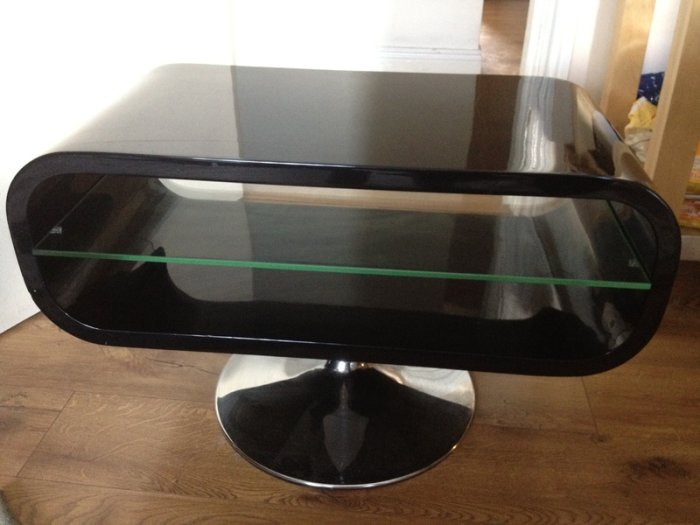 Best And Newest Opod Tv Stand Black For Techlink Opod Tv Stand Black For Sale In Dublin 1, Dublin From Thegirl (Image 4 of 25)