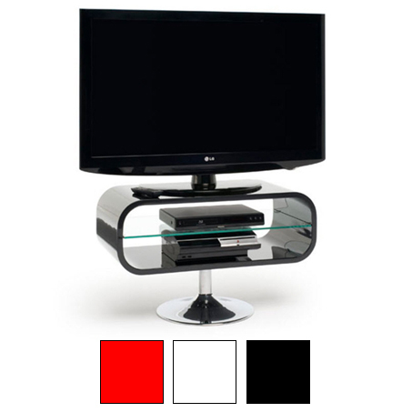 """Best And Newest Opod Tv Stand Black Within 31"""" Opod Tv Rack – Nest&home (Image 6 of 25)"""