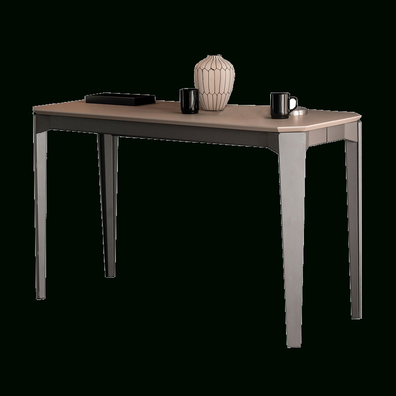 Best And Newest Roman Metal Top Console Tables For Beautiful Console Tables In Glass, Wood & Metal. Made In Italy (Image 6 of 25)