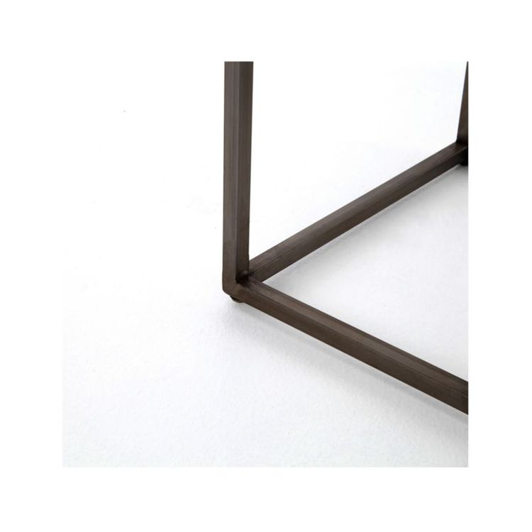Best And Newest Roman Metal Top Console Tables Inside Roman Metal Top Console Table (Image 7 of 25)