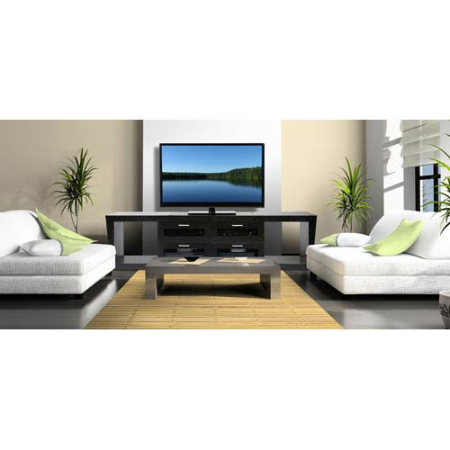 Best And Newest Valencia 60 Inch Tv Stands Regarding Fully Assembled Tv Stand (Image 3 of 25)