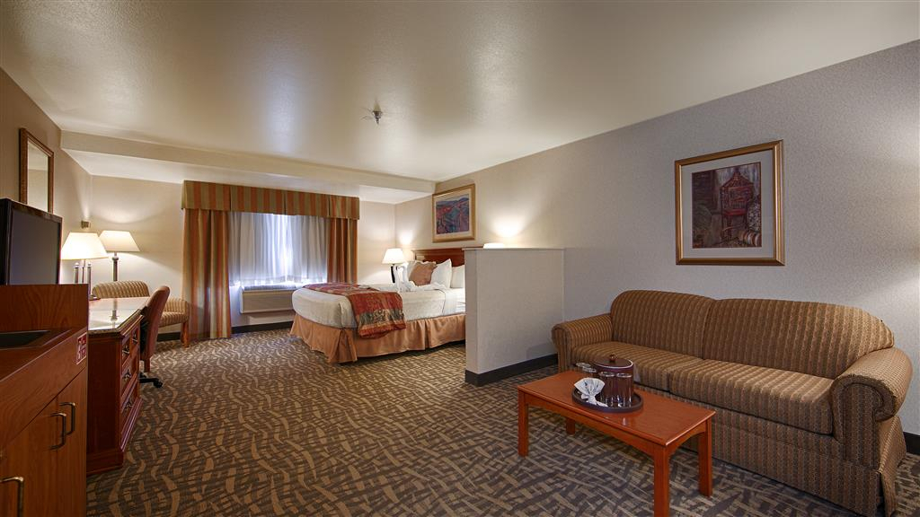 Best Western Plus High Sierra Hotel (View 8 of 15)