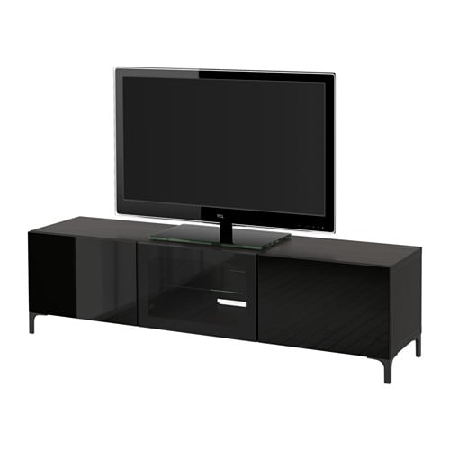 Featured Image of Black Tv Cabinets With Drawers